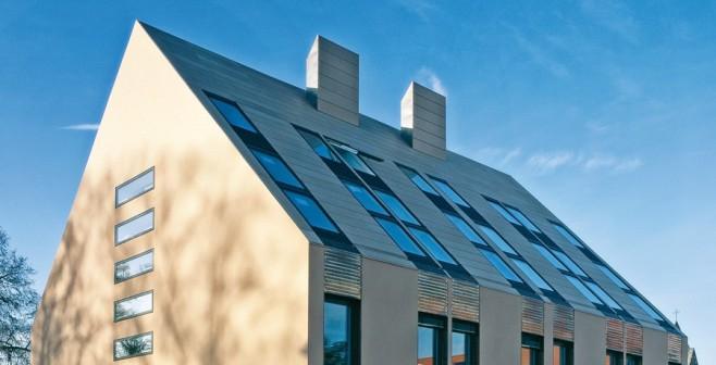 Flachdach Rhenofol - für alle Dachkonstruktionen geeignet