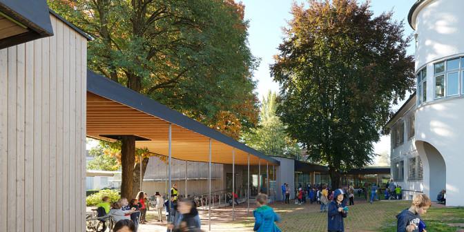 Vs Lauterach   10.2018         Architekturbüro Feyferlik Fritze